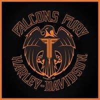 Falcons Fury Harley-Davidson