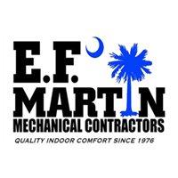 E.f. Martin Mechanical Contractors