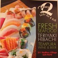 Fancy Q Sushi Bar & Grill