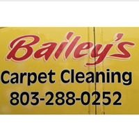 Bailey's Carpet Cleaning