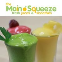 The Main Squeeze at Belle Hall: Fresh Juices & Smoothies