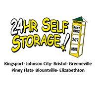 24 Hr Self Storage