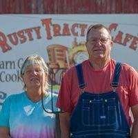 Rusty Tractor - Door County - Breakfast Barn