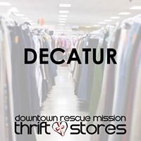 Downtown Rescue Mission Thrift Store of Decatur