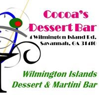 Cocoa's Dessert Bar