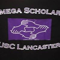 USC Lancaster Omega Scholars