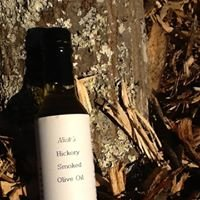 Nicks Smoked Olive Oil