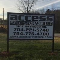 Access Self Storage LLC
