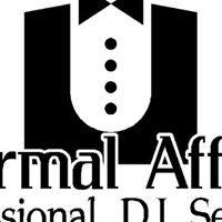 Formal Affair Professional DJ Services, LLC
