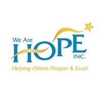 We Are HOPE, Inc.