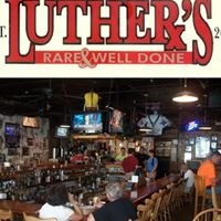 Luther's Rare & Well Done