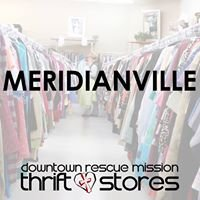 Downtown Rescue Mission Thrift Store Meridianville