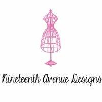 Nineteenth Avenue Designs
