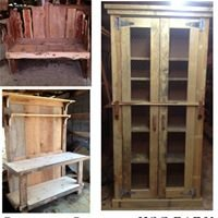 Grits & Greens Hog Barn Furniture