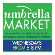 Uptown Greenville Umbrella Market