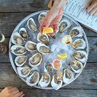 North Fork Oysters