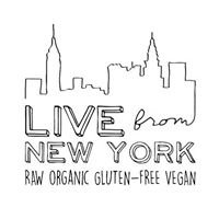 LIVE from New York - Raw Desserts