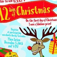 WXRY 12 Days of Christmas