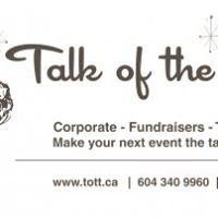 Talk of the Town - Your event planning specailists!