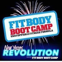 Mt. Pleasant Fit Body Boot Camp