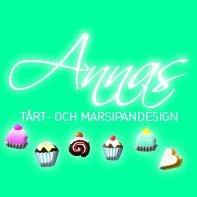 Annas Tårt & Marsipandesign