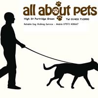 All About Pets Partridge Green