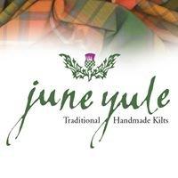 June Yule Traditional Handmade Kilts