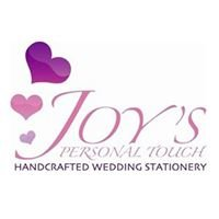 Joy's Personal Touch Handcrafted Wedding Stationery
