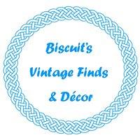 Biscuit's Vintage Finds & Decor