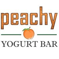 Peachy Yogurt Bar