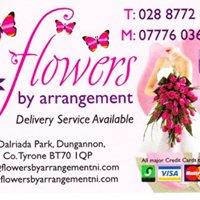Flowers by arrangement Dungannon