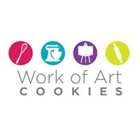Work of Art Cookies