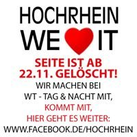 Hochrhein - we love it