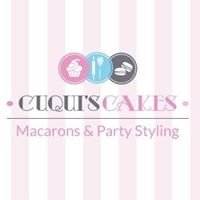 Cuqui's Cakes - Macarons & Party Styling