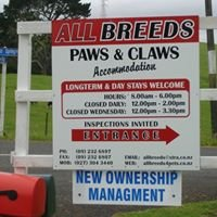 Allbreeds Paws & Claws Accommodation