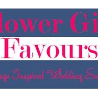Flower Girl Favours