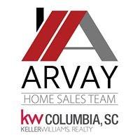 Arvay Home Sales Team at Keller Williams Columbia, SC
