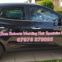 Sam Roberts Wedding Hair Specialist Ltd