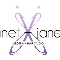 Janet + Janes  Medspa +  Hair Studio