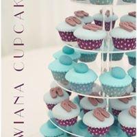 Kiwiana Cupcakes