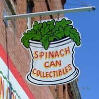 Spinach CAN Collectibles