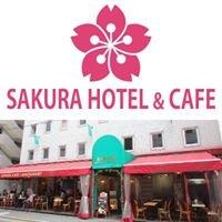 Sakura Hotel & Cafe in Japanese (サクラホテル・サクラカフェ日本語ページ)