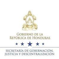 Secretaría de Gobernación Justicia y Descentralización