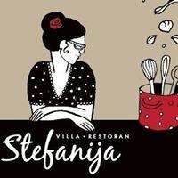 Restaurant Stefanija