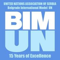 Belgrade International Model United Nations - B I M U N