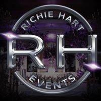 RICHIE HART EVENTS