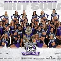 Weber State University Spirit Squad