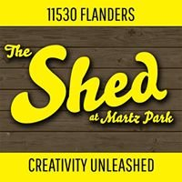 The Shed at Martz Park