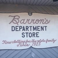 Barrons Department Store