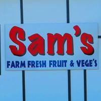 Sams Farm Fresh Fruit and Veg